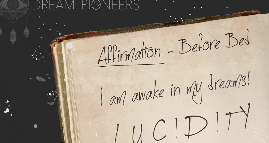 Lucid Dreaming Affirmation with Soundscapes